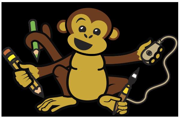 creative monkey