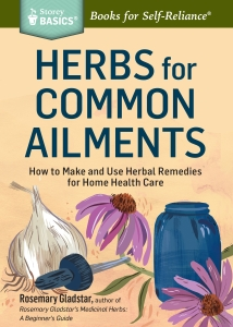cover of book Herbs for Common Ailments